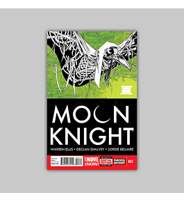 Moon Knight (Vol. 6) 3 2014