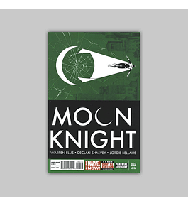 Moon Knight (Vol. 6) 2 3rd Printing 2014