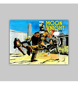 Moon Knight Special Edition 3 1984
