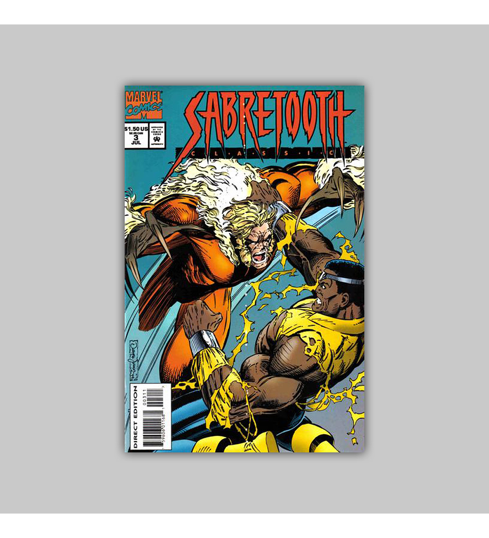 Sabretooth Classic 3 1994