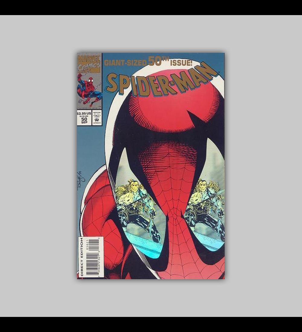 Spider-Man 50 Hologram 1994