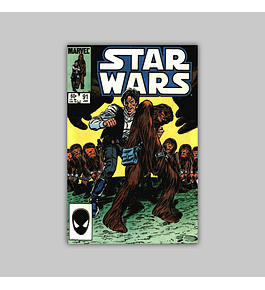 Star Wars 91 VF/NM (9.0) 1984