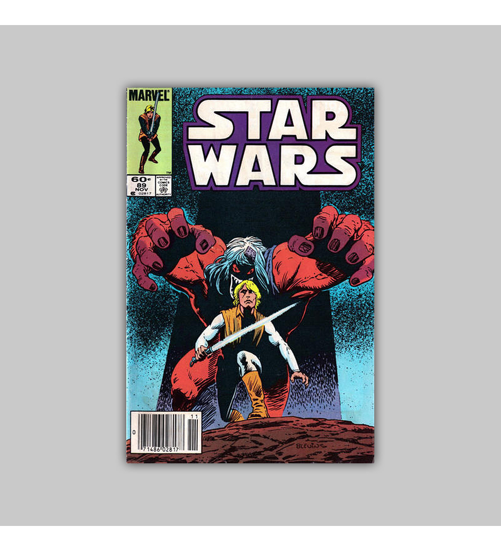 Star Wars 89 VF (8.0) 1984