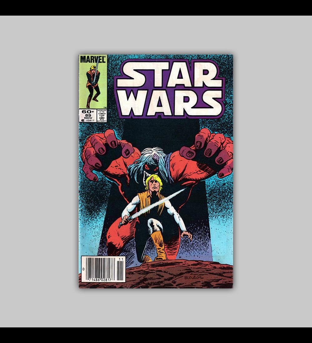 Star Wars 89 VF (8.0) 1984