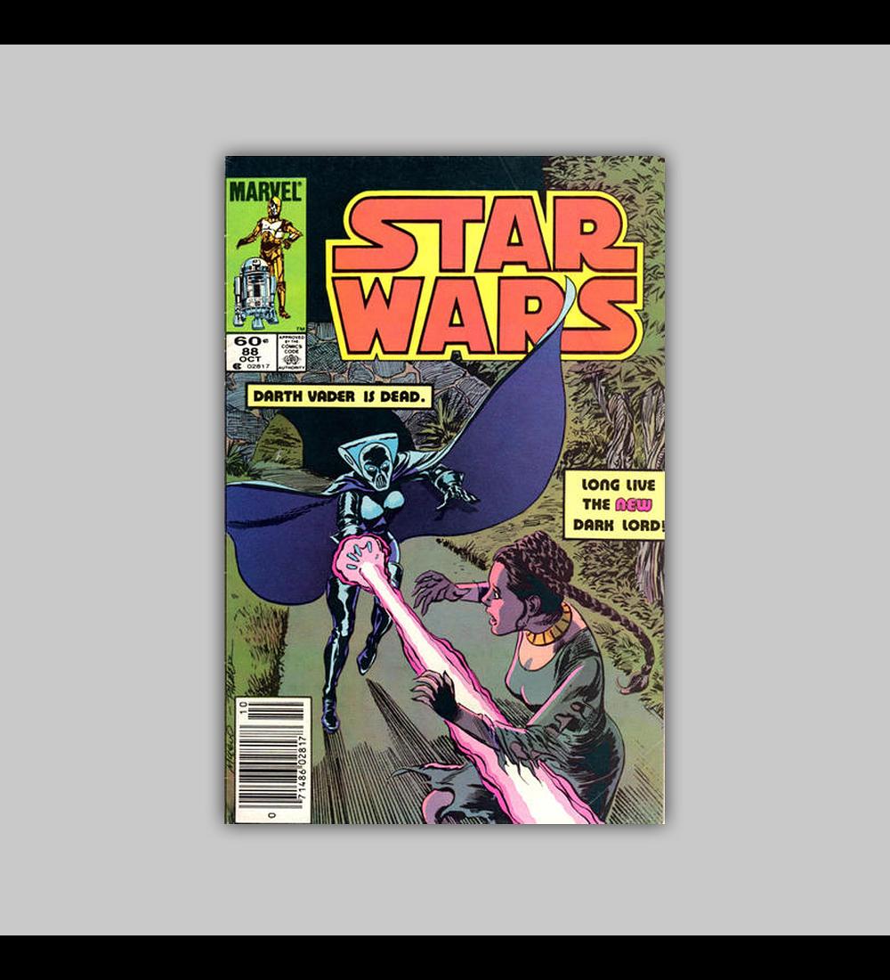 Star Wars 88 VF (8.0) 1984