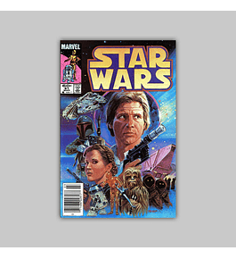 Star Wars 81 VF/NM (9.0) 1984