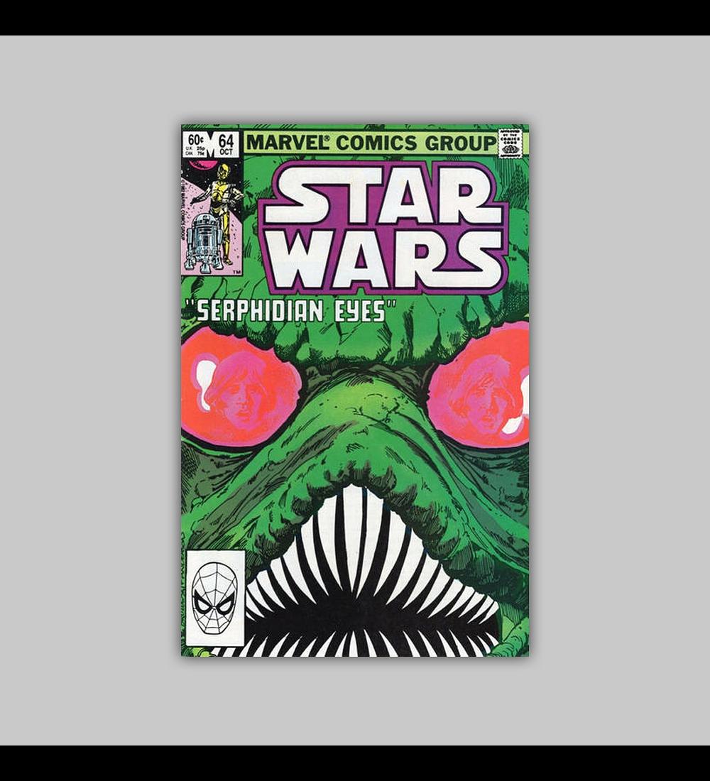 Star Wars 64 VF/NM (9.0) 1982