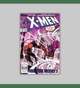 Uncanny X-Men 247 1989