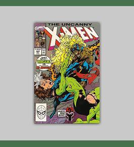 Uncanny X-Men 269 1990