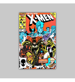 Uncanny X-Men Annual 10 1986