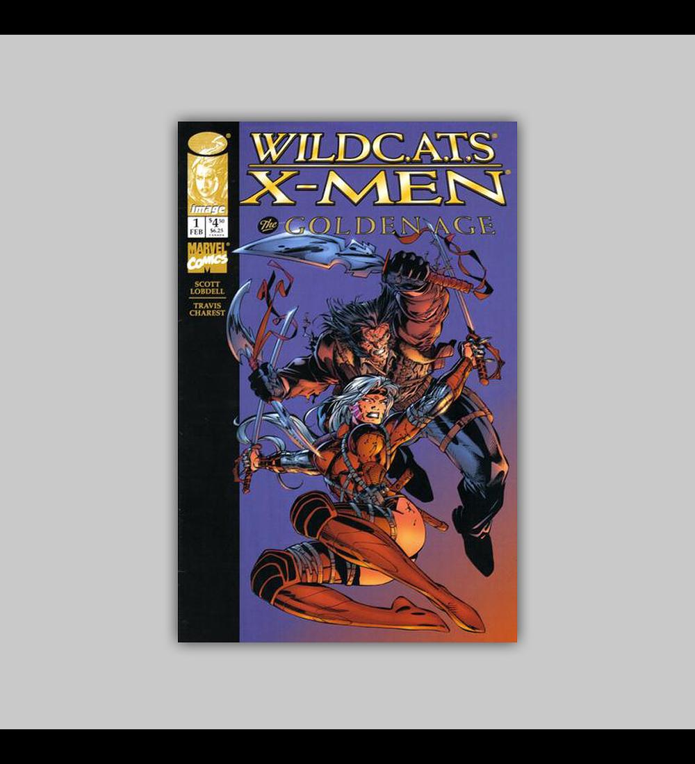 WildCATS/X-Men: Golden Age 1 1997