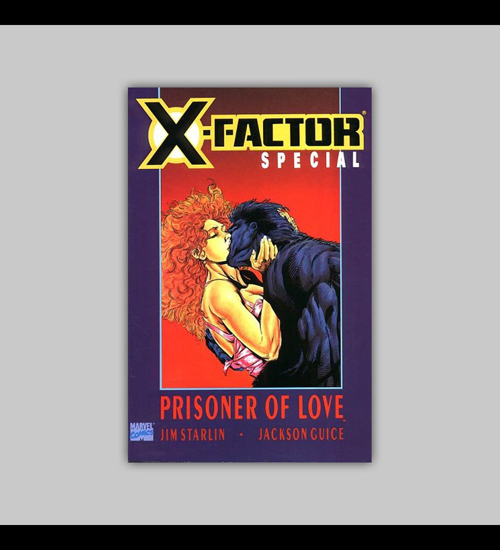 X-Factor Special: Prisoner of Love 1990