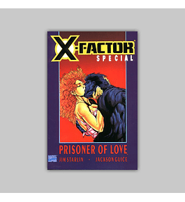 X-Factor Special: Prisoner of Love 1990