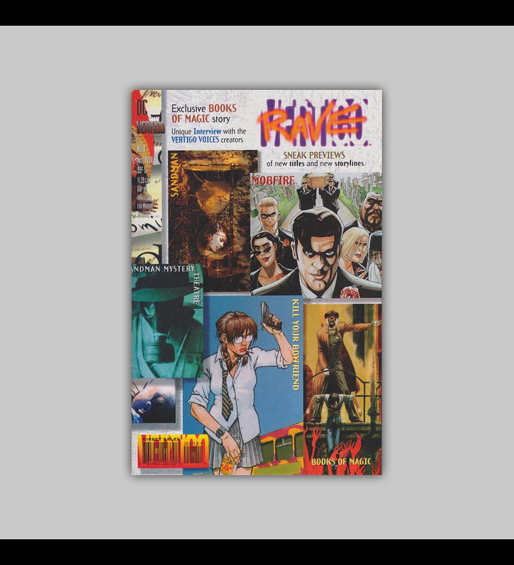 Vertigo Rave 1 1994