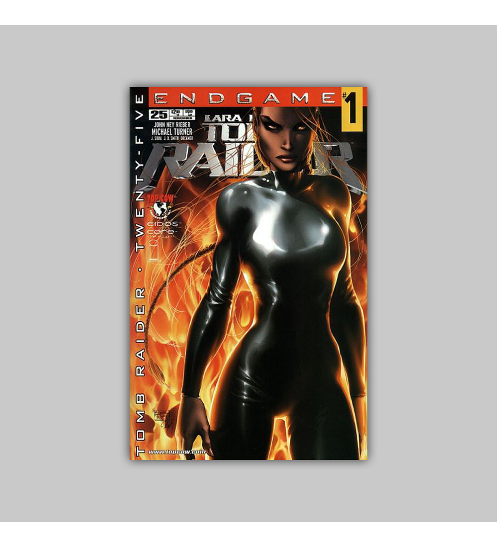 Tomb Raider 25 2002