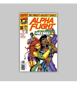 Alpha Flight (Vol. 2) 5 1997