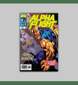 Alpha Flight (Vol. 2) 6 1998
