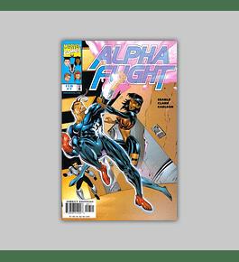 Alpha Flight (Vol. 2) 7 1998