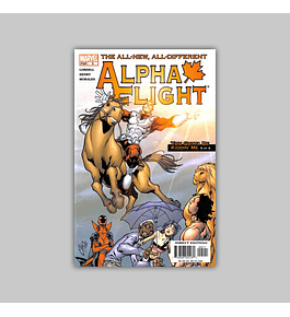 Alpha Flight (Vol. 3) 5 2004