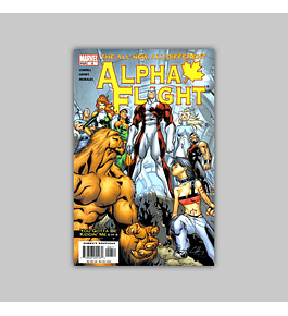 Alpha Flight (Vol. 3) 6 2004