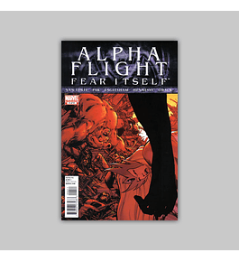 Alpha Flight: Fear Itself 4 2011