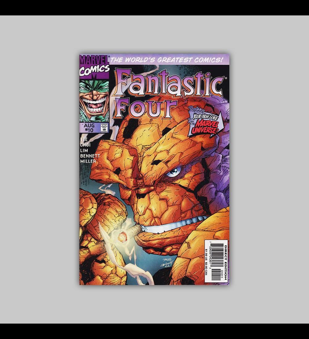 Fantastic Four (Vol. 2) 10 1997