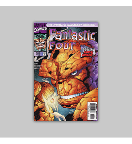 Fantastic Four (Vol. 2) 10 1997