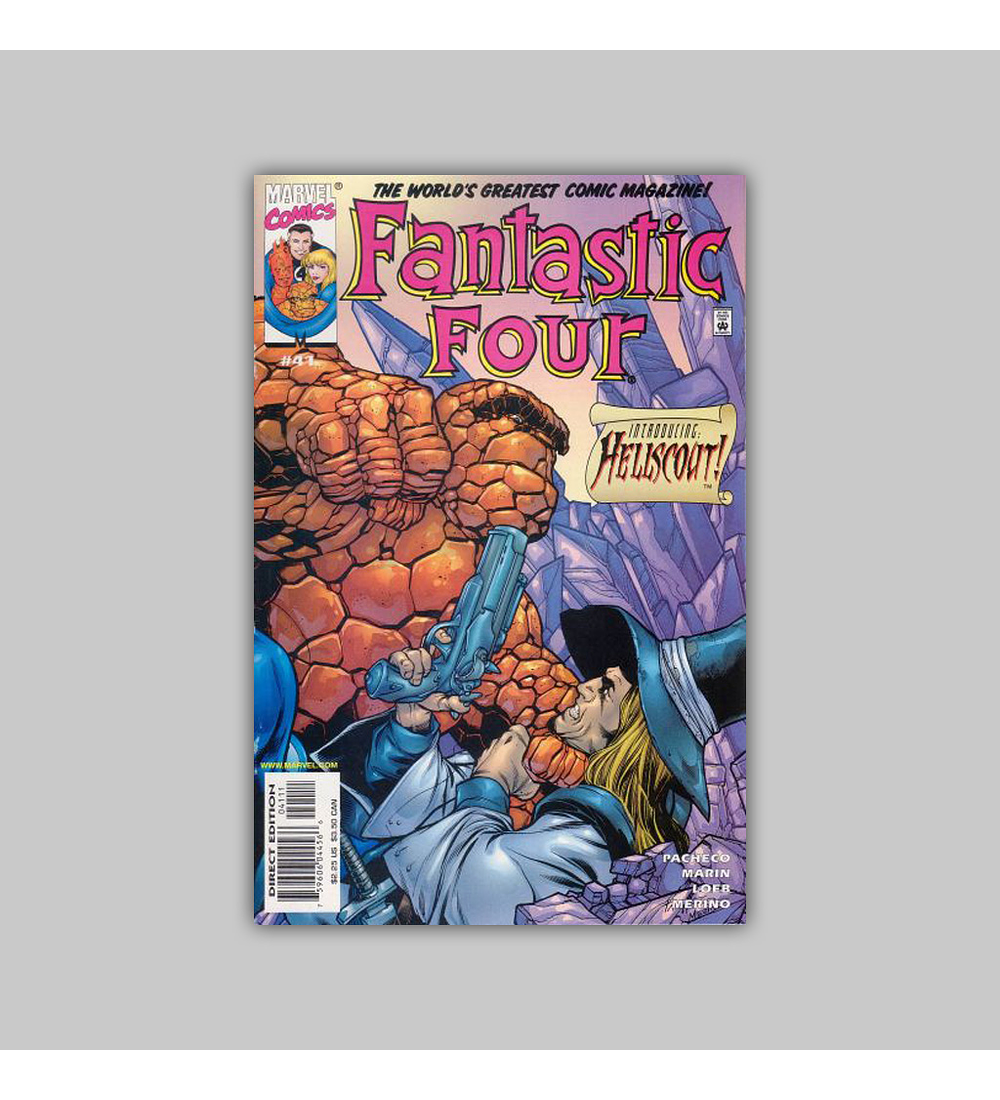 Fantastic Four (Vol. 3) 41 2001