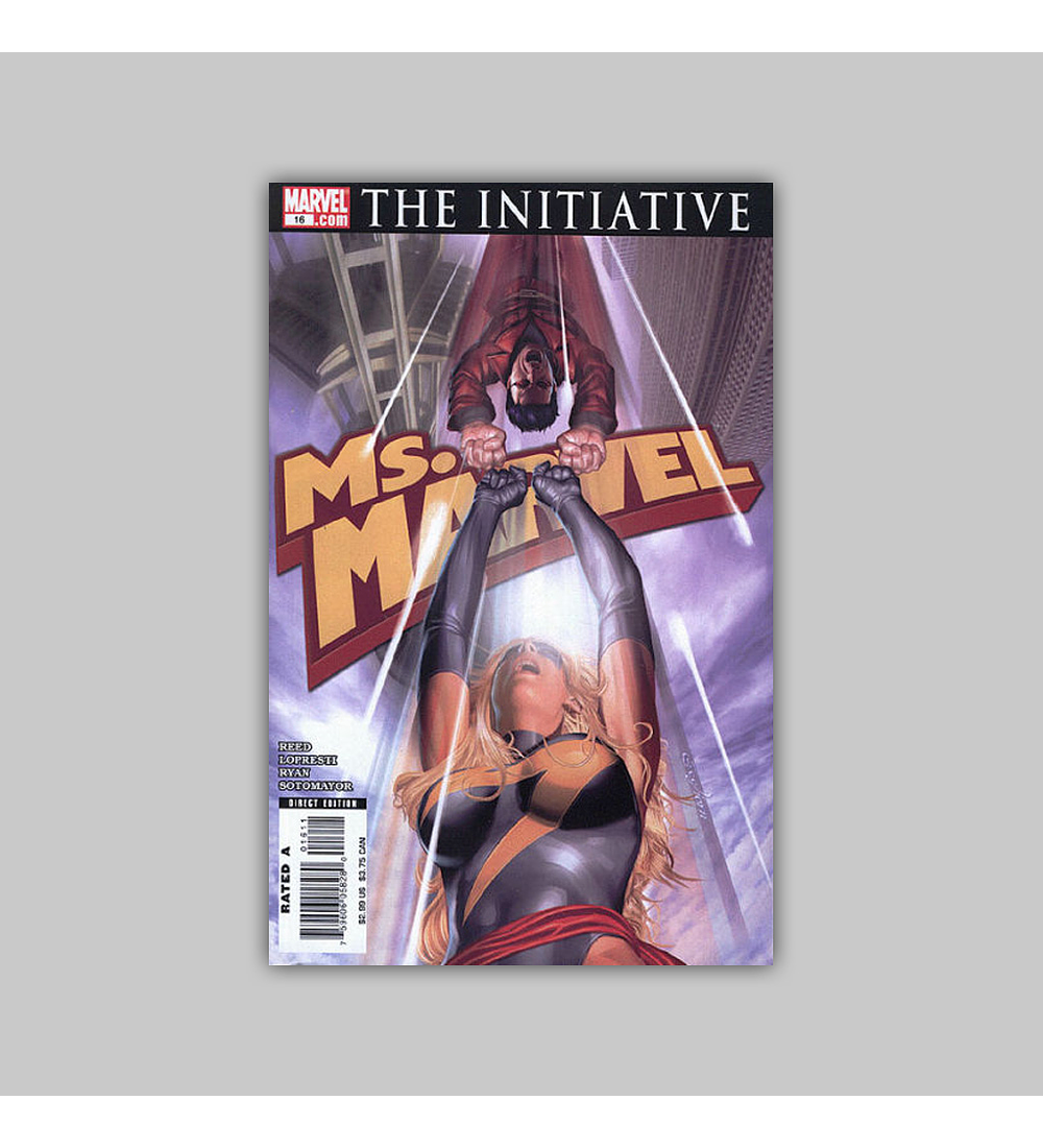 Ms. Marvel 16 2007