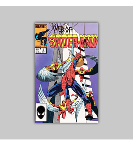 Web of Spider-Man 2 1985