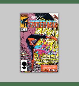 Web of Spider-Man 6 1985