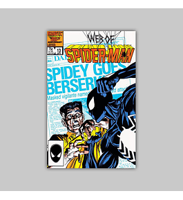 Web of Spider-Man 13 1986