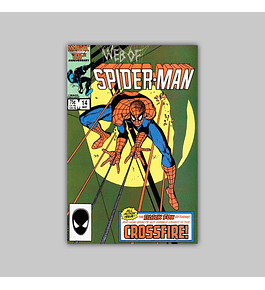 Web of Spider-Man 14 1986