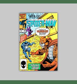 Web of Spider-Man 19 1986