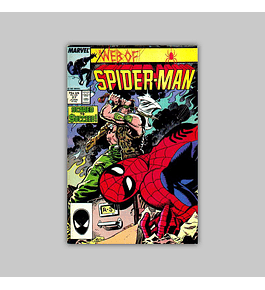 Web of Spider-Man 27 1987