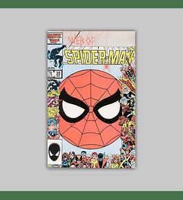 Web of Spider-Man 20 1986