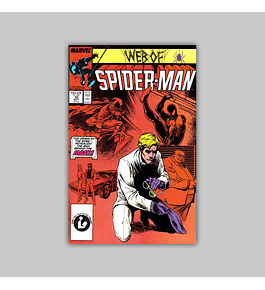 Web of Spider-Man 30 1987