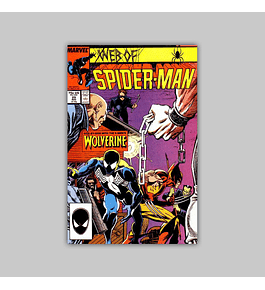 Web of Spider-Man 29 1987