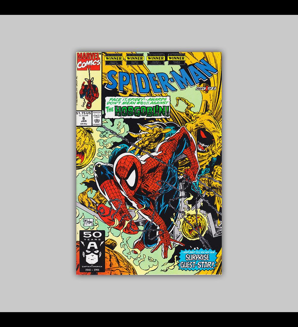 Spider-Man 6 1991