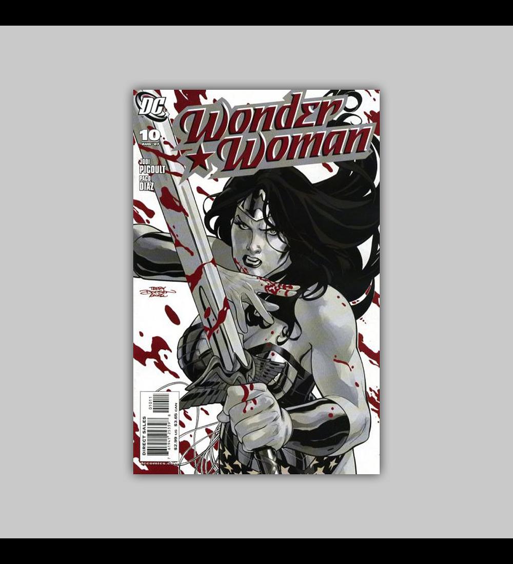 Wonder Woman (Vol. 3) 10 2007