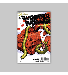 Wonder Woman (Vol. 4) 3 2011