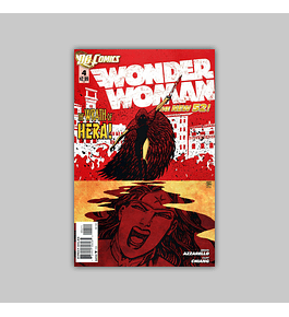 Wonder Woman (Vol. 4) 4 2011