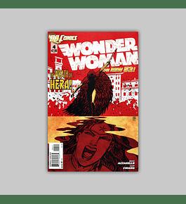 Wonder Woman (Vol. 4) 4 2011