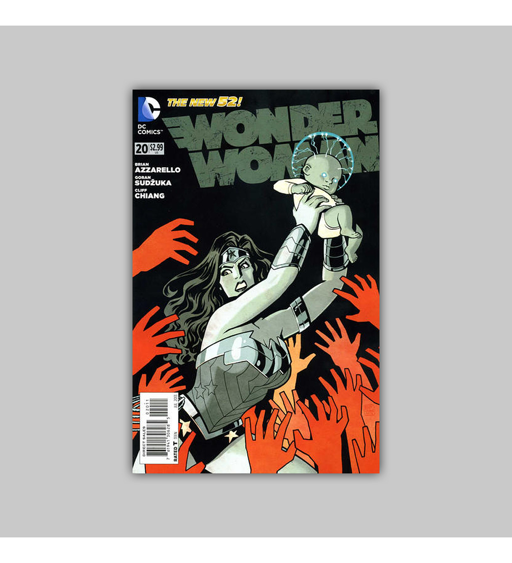 Wonder Woman (Vol. 4) 20 2013