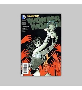 Wonder Woman (Vol. 4) 20 2013