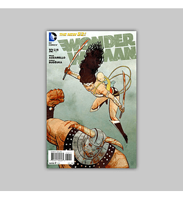 Wonder Woman (Vol. 4) 32 2014