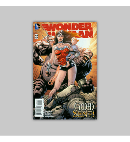 Wonder Woman (Vol. 4) 49 2016