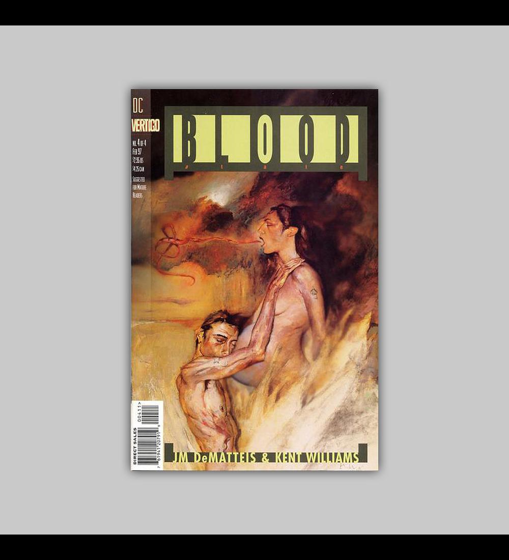 Blood: A Tale 4 1997