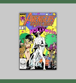 Avengers Spotlight 23 1989
