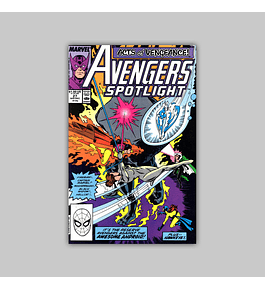 Avengers Spotlight 27 1989